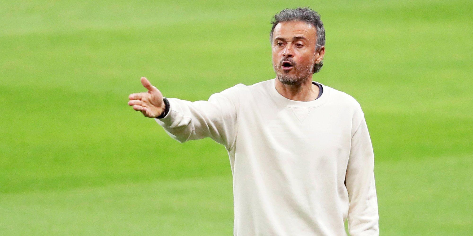 Луис Энрике: «Испания в финале Лиги наций защищалась против одной из величайших линий атаки, возможно, самой лучшей в мире»