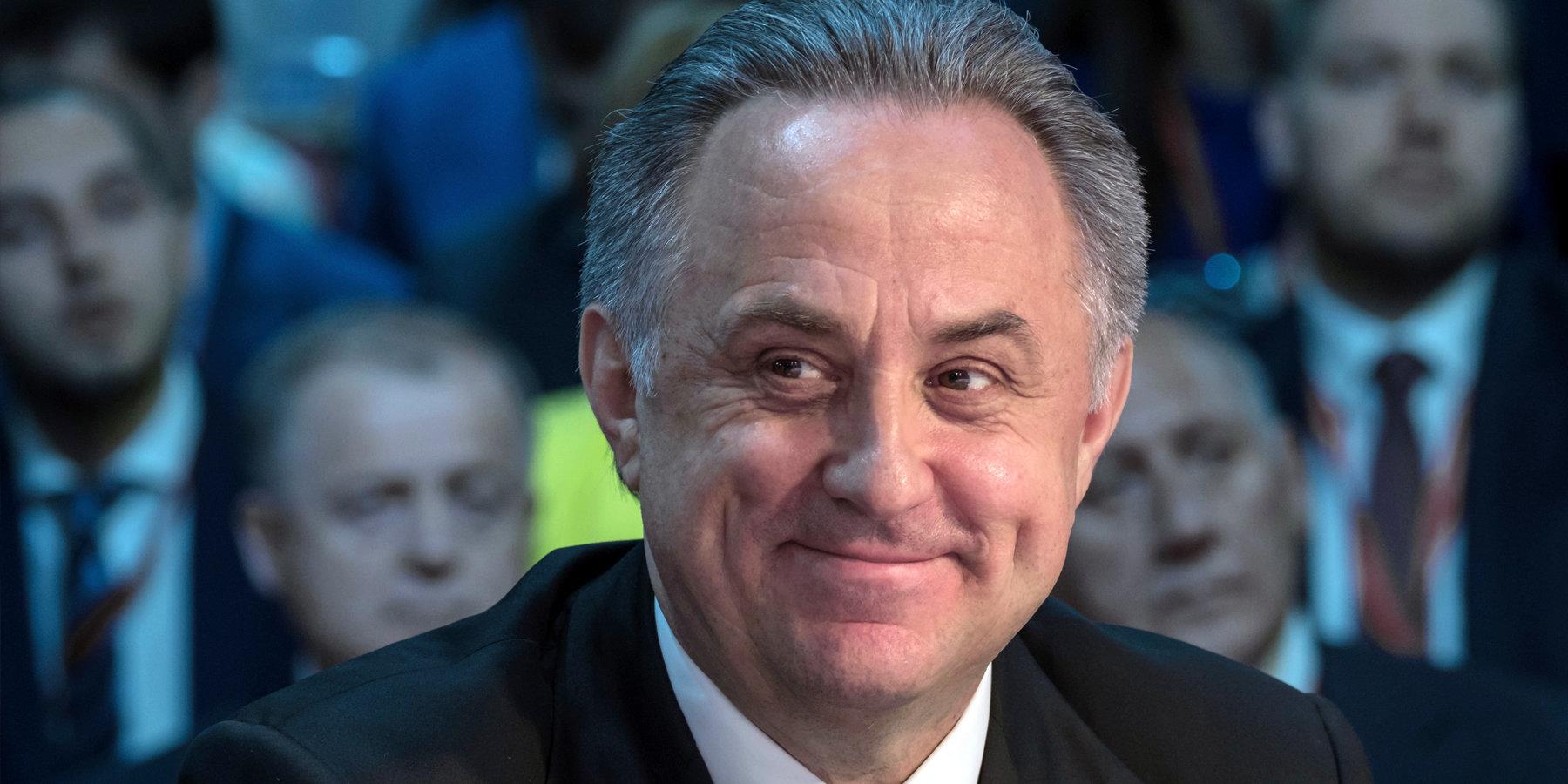 «У меня была мечта пригласить тренером в сборную Моуринью». Виталий Мутко — гость «Инсайдеров». Премьера — 5 сентября