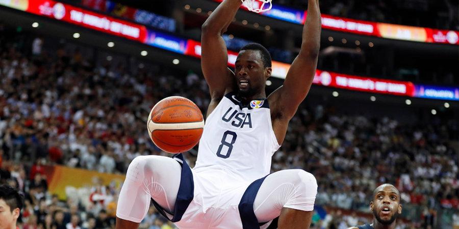 Сборная США прервала серию из 48 побед на Олимпиадах и ЧМ
