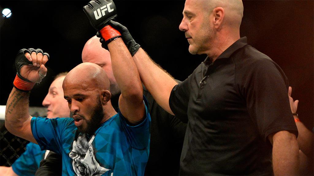 UFC: Джонсон защитил титул, Волков иМагомедов победили