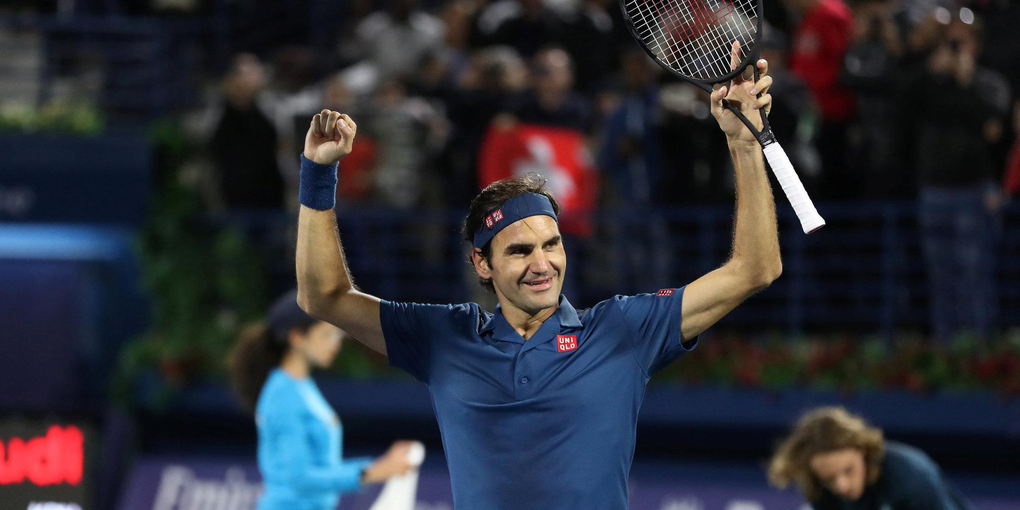 «Я снова чувствую себя молодым». Федерер — о 102-м титуле ATP в карьере