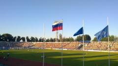 Фото Ильи Конькова, Волгарь-ЦСКА (июль 2011)