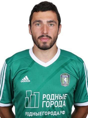 Никита Баженов